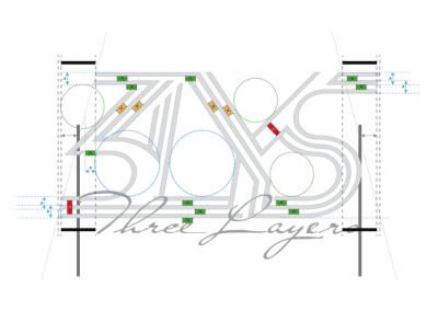 Diseño de Marca 3 Layers por MODO3