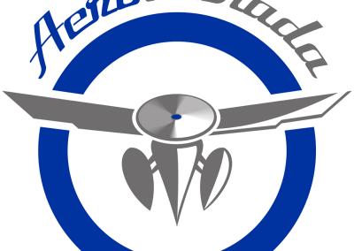 Diseño de marca AeroTablada por MODO3