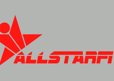 Diseño de marca All Star Fit por MODO3