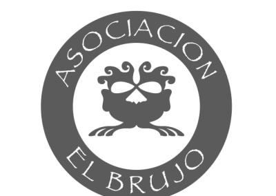 Diseño de marca Asociación El Brujo Sevilla por MODO3