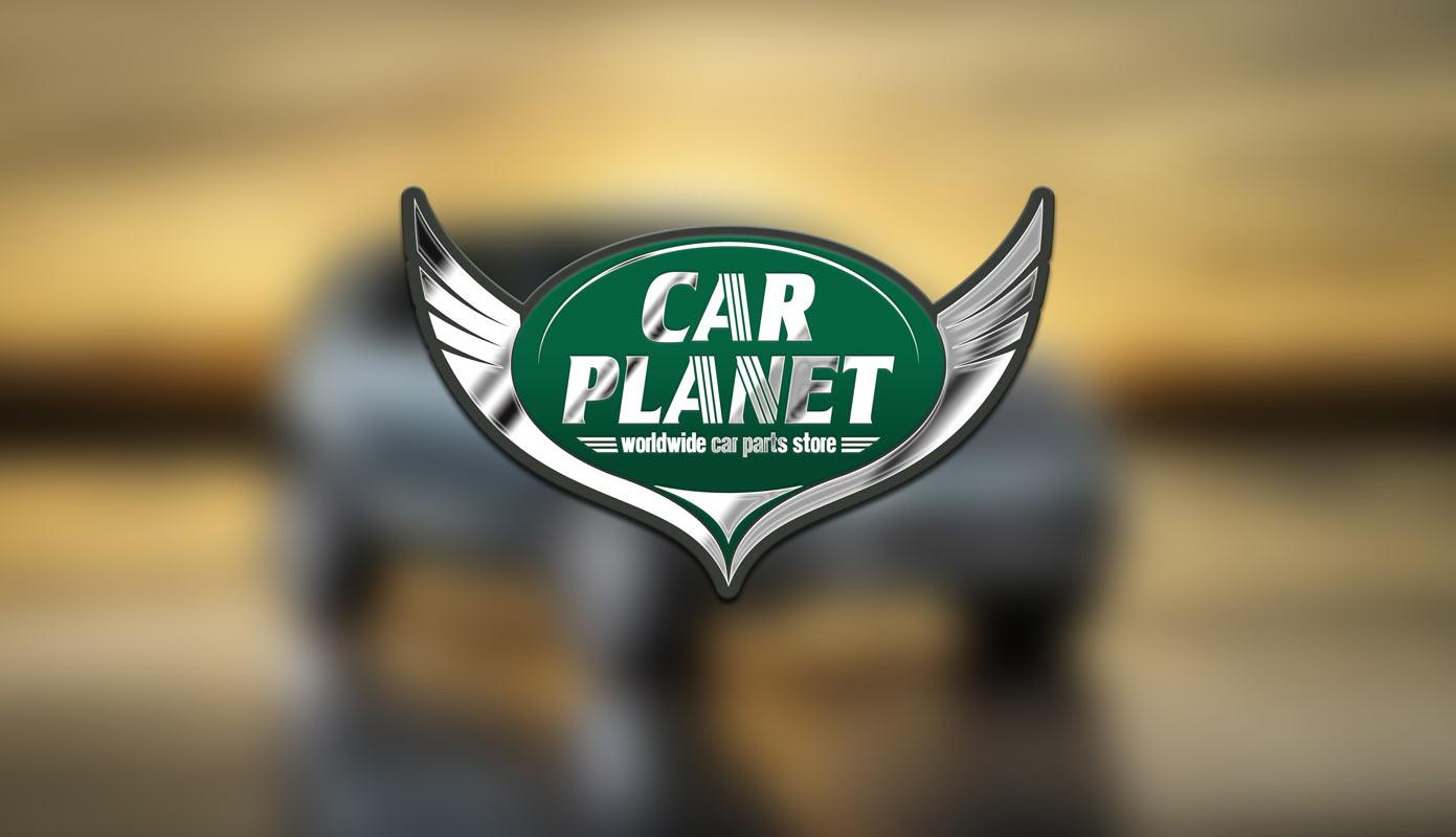 Diseño de marca Car Planet por MODO3