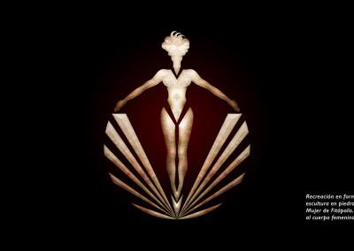 Diseño de marca La Mujer de Fitópolis por MODO3