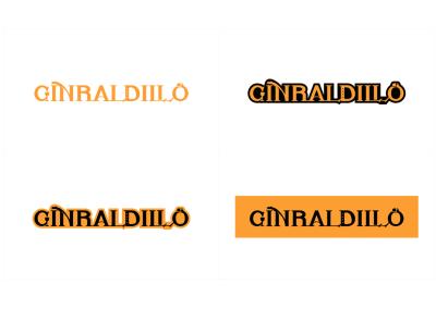 Diseño de marca Ginraldillo por MODO3