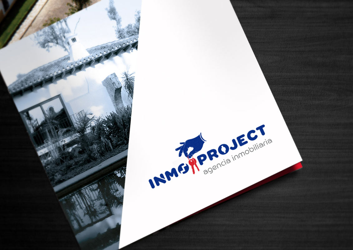 Diseño de marca InmoProjectpor MODO3