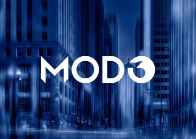 Diseño de marca MODO3