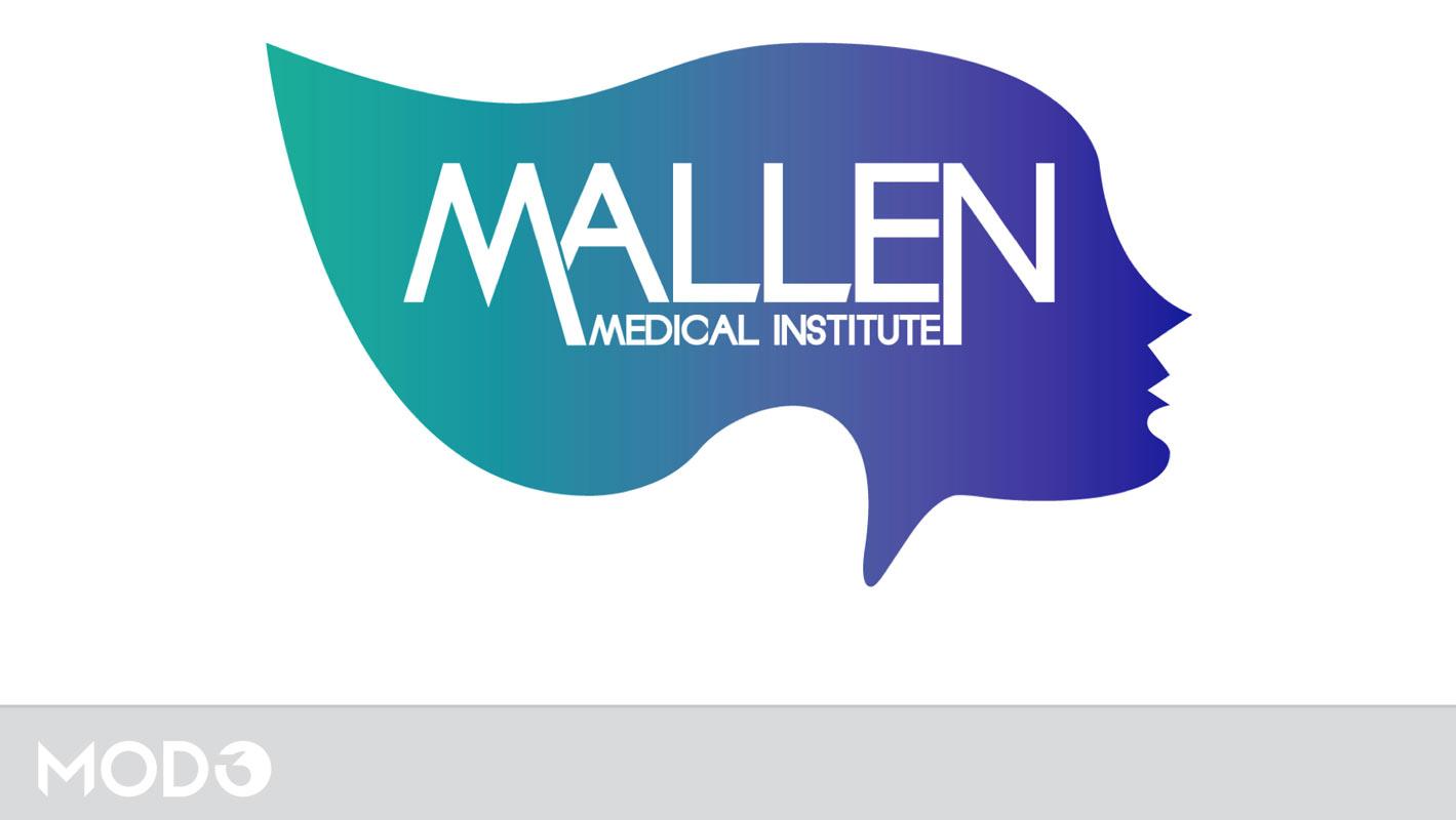 Diseño de marca Clinica Mallen por MODO3