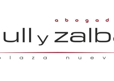 Diseño de marca Rull y Zalba Abogados por MODO3