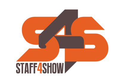 Diseño de marca Staff4Show S4S por MODO3