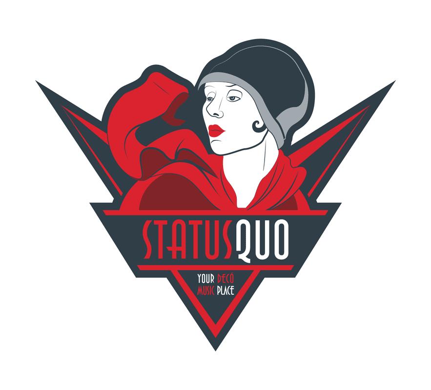Diseño de marca StatusQuo por MODO3