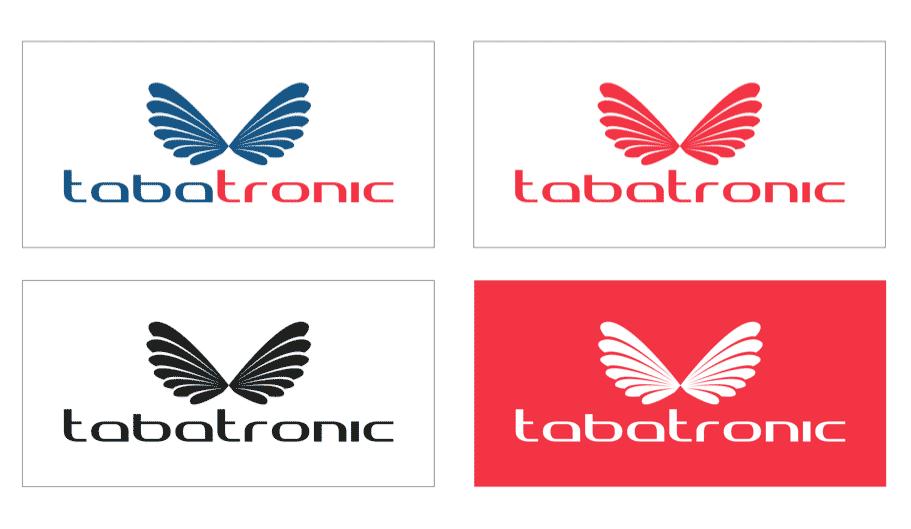 Diseño de marca Tabatronic por MODO3
